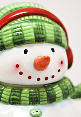 Snow Tea (dphock) Tags: china smile face snowman 105mm nikon105mm nikond80 theunforgettablepictures pfogold pfosilver goldstaraward pfoisland04