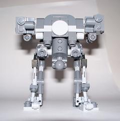 Mech_001 (intrond) Tags: robot lego mech