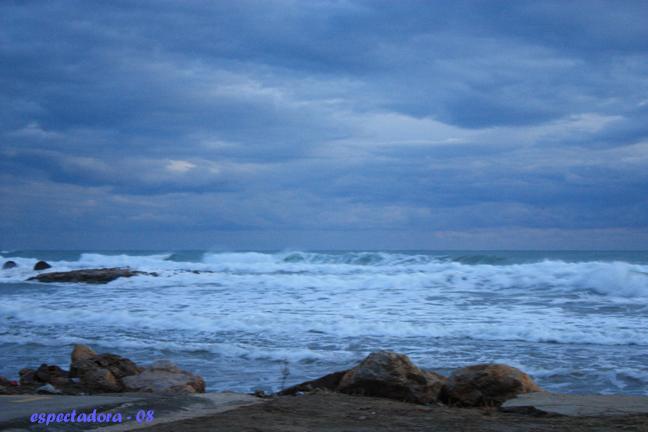 La mar de brava 1