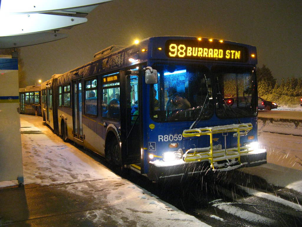 8059: 98 Burrard Station B-Line