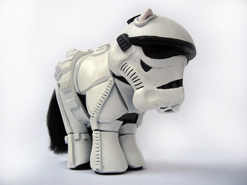 My little pony Stormtrooper