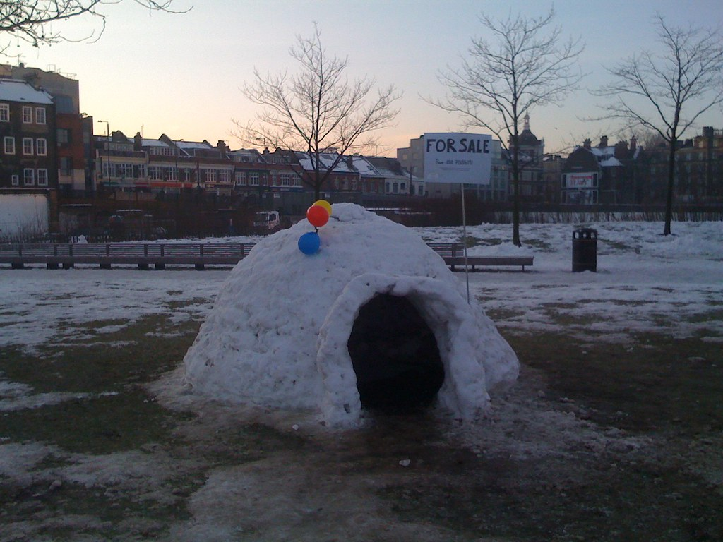 The World's Best Photos of home and igloo - Flickr Hive Mind