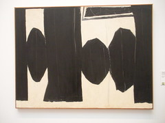 At Five In the Afternoon - DeYoung Museum (sftrajan) Tags: sanfrancisco california art museum america painting modernart muse muzeum   mhdeyoungmuseum robertmotherwell