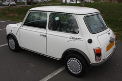 "1988 Mini 'Designer' Mary Quant • <a style=""font-size:0.8em;"" href=""http://www.flickr.com/photos/9907391@N02/3353885126/"" target=""_blank"">View on Flickr</a>"