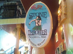 stonethrower handle