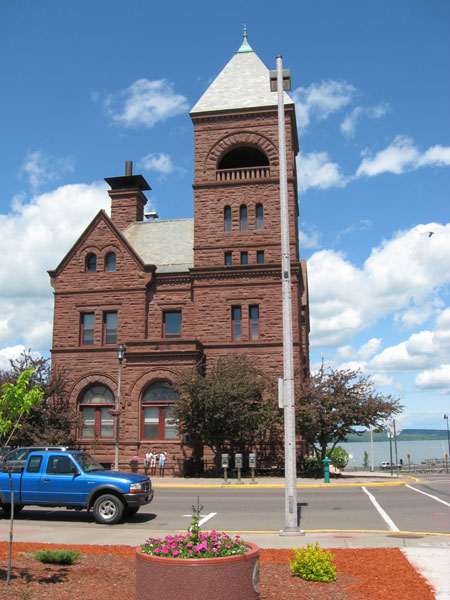 Ashland City Hall