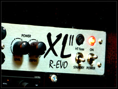 xl r-evo (synthetic biscuit [mat]) Tags: music control guitar head musica instruments amplifier xl volume revo brunetti nicandra amplificatore