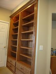 Bookcase April 2010 014