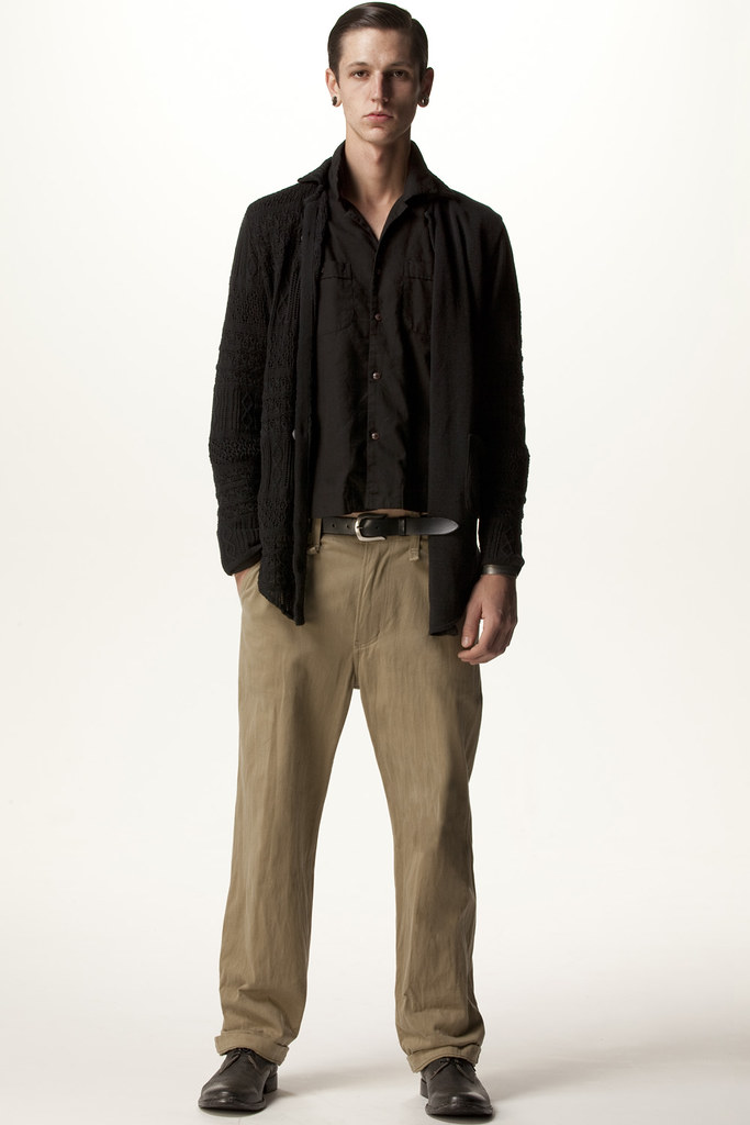 FACTOTUM HOMME 2011 SS 003_Tommy Cox