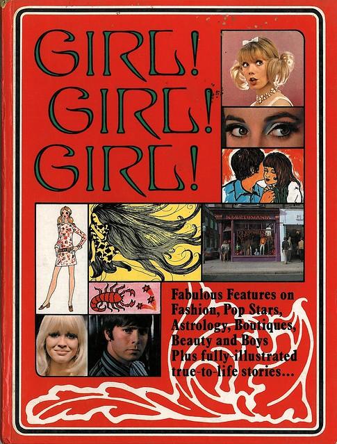 Girl! Girl! Girl! - Cover