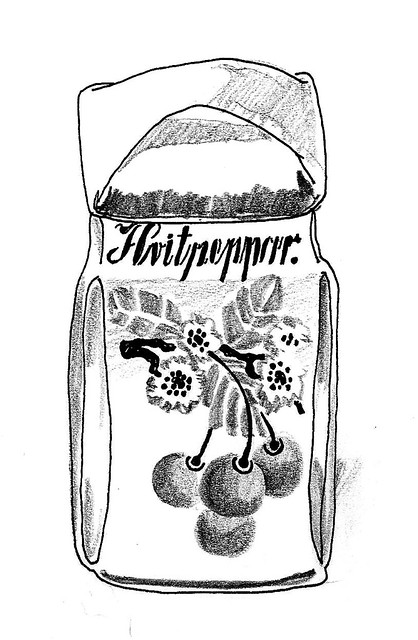 Hvitpeppar