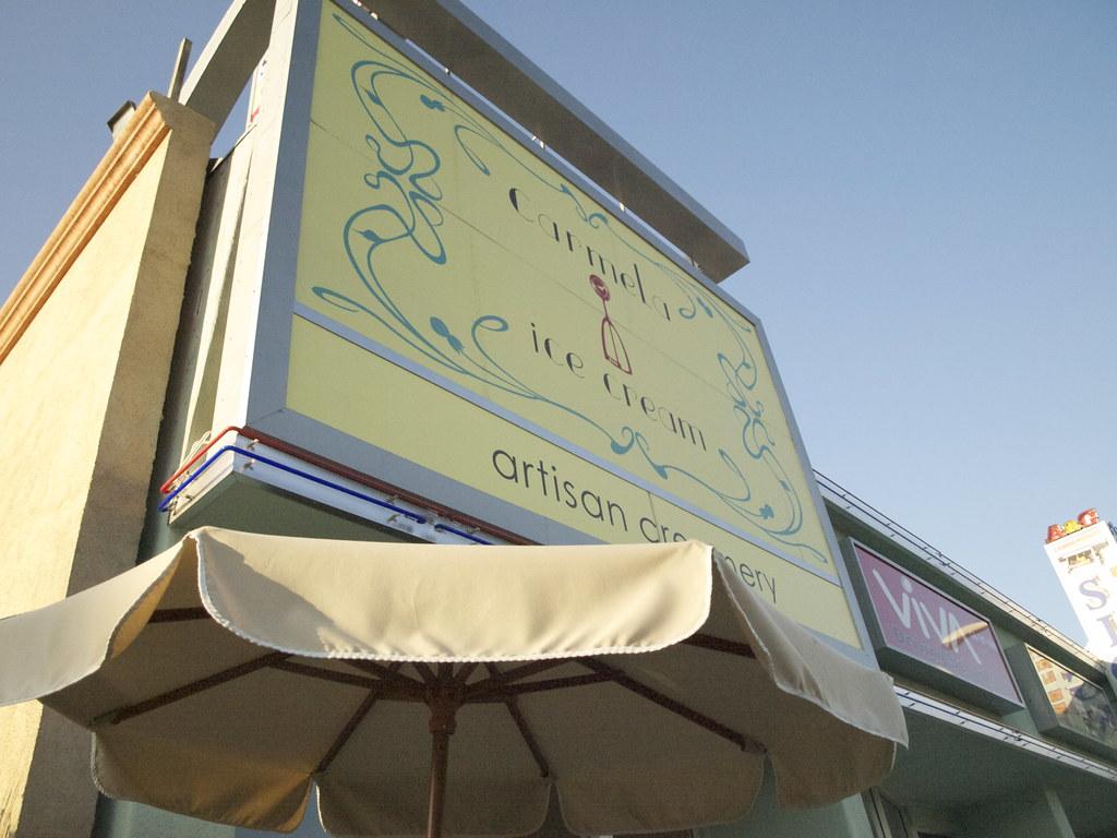 Caramela Ice Cream, Altadena