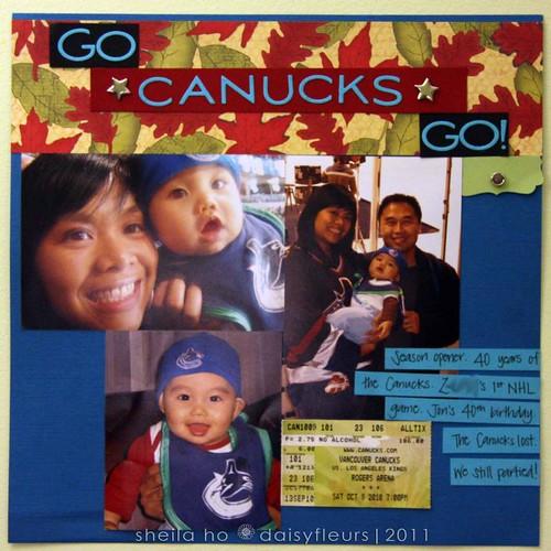 Go Canucks