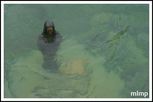Jésus ne marchait-il pas sur l'eau?
