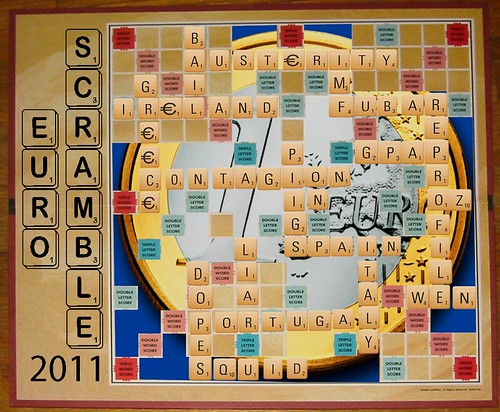 EURO SCRAMBLE by Colonel Flick