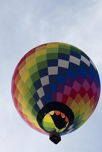 Howell, MI Balloonfest