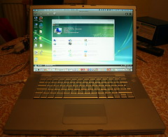 Apple MacBook Pro: Leopard and Windows Vista or Business