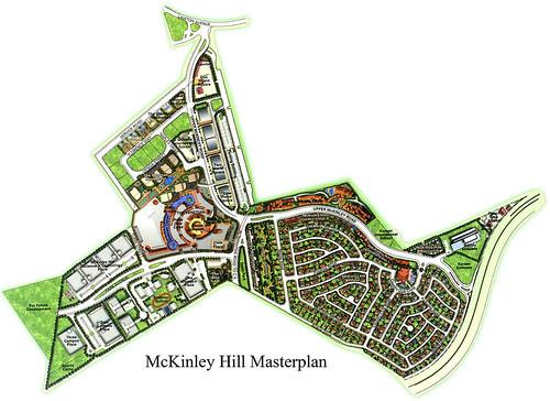 Mckinley Hill Masterplanned Community
