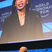Condoleezza Rice, Klaus Schwab - World Economic Forum Annual Meeting Davos 2008