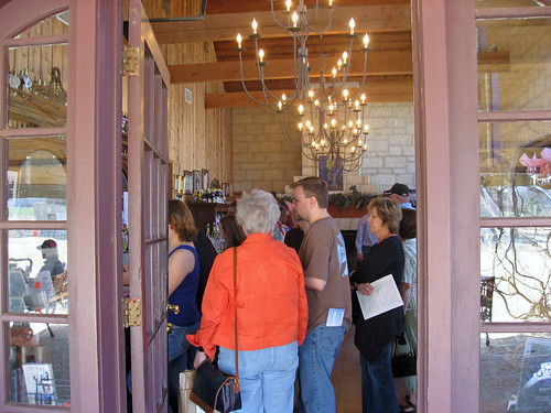 Texas Hill Country Wineries: Becker