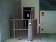 acceso portal-garage (segunda2mano) Tags: fotos don benito piso