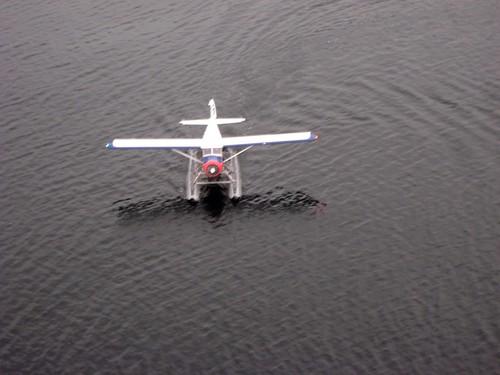 Sea Plane in Vancouver