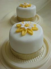 Daisy Cupcake 2