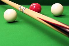 The Gentleman's Game (Jack High) Tags: red white table cue billiards gentleman noble goolwa onlyyourbestshots onephotoweeklycontest