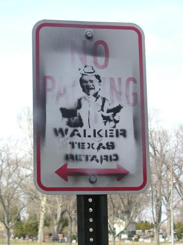Walker Texas Retard