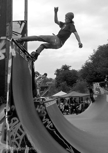 Jens Wagner, fs rock, Lohse ramp
