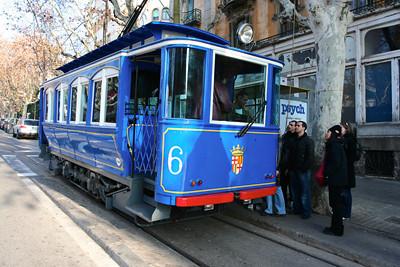 Tram unten 01