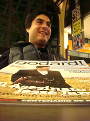 BAFICI 2008: Claudio Cordero