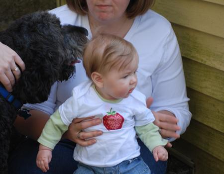 How's that baby taste...