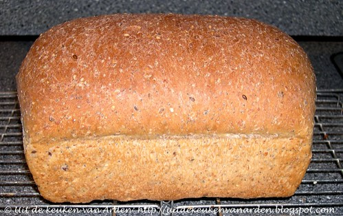 Brood met zaadjes - Buttermilk Seed Bread