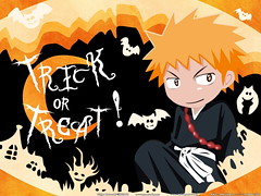 Ichigo Chibi Trick and Treat