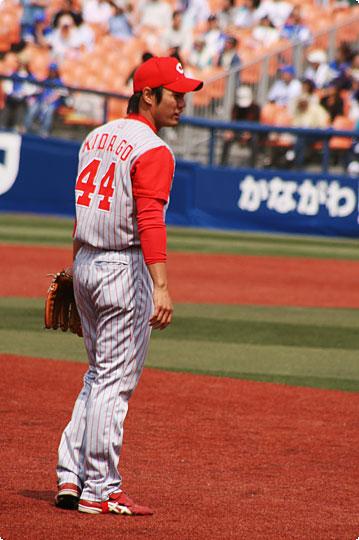 #44 喜田剛選手