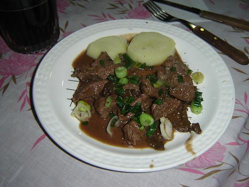 Como hacer lomo al verdeo [delicioso]