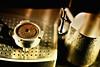 Coffee can wait (kktp_) Tags: coffee thailand nikon dof bokeh pitcher coffeemachine espressomachine sb800 50mmf14d d80 strobist nikoncls ehbd