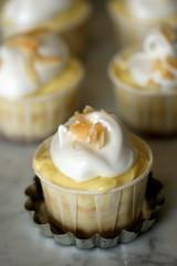 lime tart cupcakes