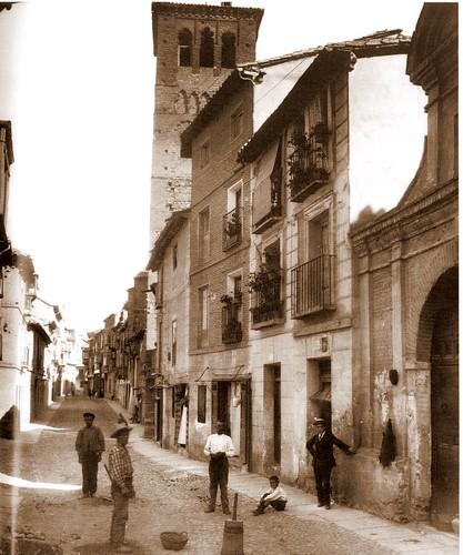 Calle de Santo Tomé, Toledo, España