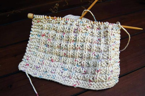 current knitting
