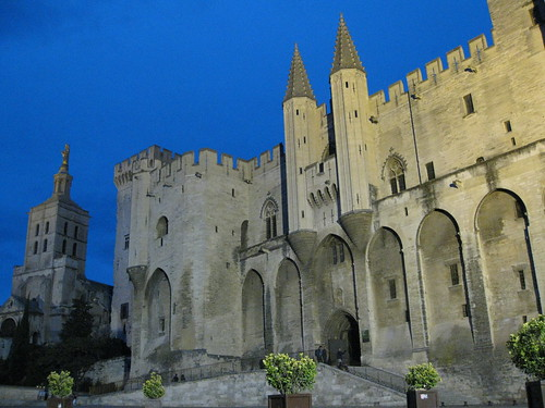 The Popes Palace (Palais Des Papes) Avignon
