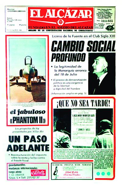 1976-5-5 El Alcázar