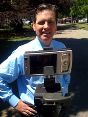 John Tobin, Nokia N95 and Monopod