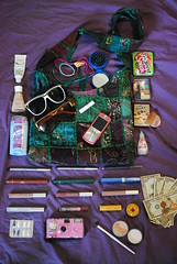 What's in my bag (Morgan :)) Tags: sunglasses gum bag whats makeup cell your sliver whatsinyourbag eyeliner deorderant