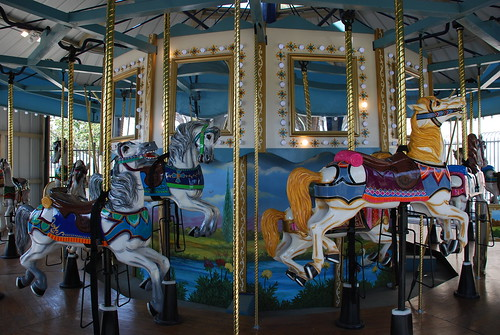 Lincoln Park Carousel, 2008 Version