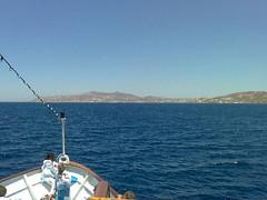 Nachmittag auf Mykonos.