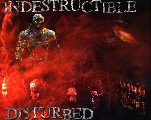 disturbed wallpapers. Disturbed Indestructible