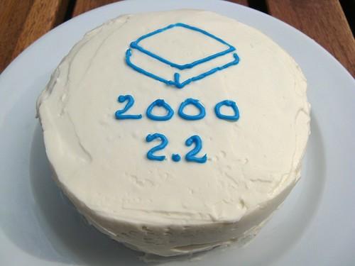 #176 - Launch Cake