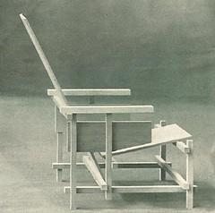 Onbeschilderde_Rietveldstoel